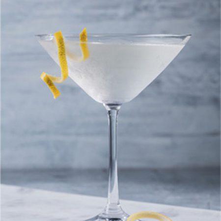 10-Goal Martini